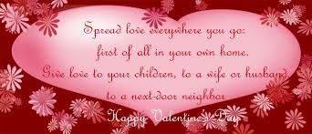 Happy Valentines Day Quotes. QuotesGram via Relatably.com