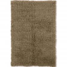 khaki brown flokati wool shag rug decor for your family room decor charming shag rugs