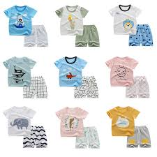 <b>2019 Toddler</b> Girls Clothes Set <b>Kids Boys</b> Outfits <b>Children Summer</b> ...