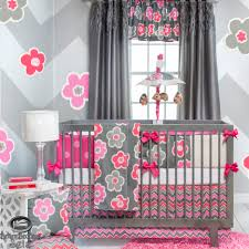 brilliant baby bed ideas surprising grey pink baby room decoration with floral theme included grey charming baby furniture design ideas wooden