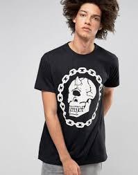 <b>Oversize</b>-<b>футболка</b> Long X <b>Mishka</b> Chain | ASOS