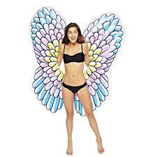 Матрас <b>надувной</b> для плавания <b>BigMouth Круг надувной</b> Angel ...