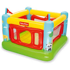 <b>Игровой центр Bestway</b> Bouncetastic Bouncer 175х173 см купить ...