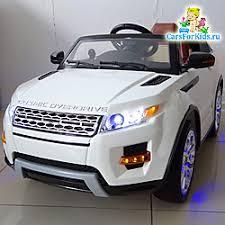 Детский <b>электромобиль Range Rover</b> Luxury SX118S MP4 ...
