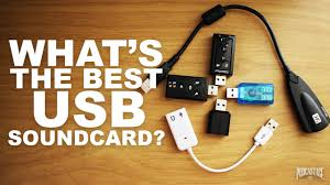 What's the Best <b>USB Soundcard</b>? (OLD) - YouTube