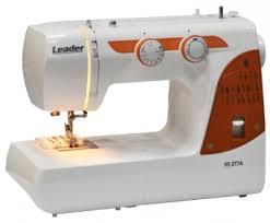 Купить <b>швейная машина leader vs</b> 377a. Цена, отзывы ...