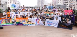How Shanghai's LGBTQ community came out for <b>Pride Month</b> in 2020