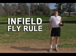 Baseball Wisdom - Infield Fly Rule with Kent Murphy - YouTube via Relatably.com