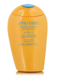 <b>Эмульсия для загара</b> - Sun Care, 150ml <b>Shiseido</b> - купить по цене ...