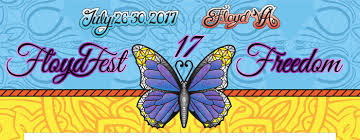 Image result for floydfest 2017 schedule