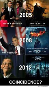 Obama And The Dark Knight Coincidence? | WeKnowMemes via Relatably.com