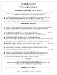 office manager resume objective job and resume template restaurant office manager resume objective exampl