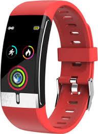 <b>E66</b> Smart <b>Watch</b> Wristband Temperature Measurement Heart Rate ...
