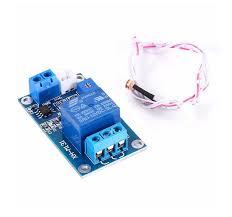 <b>12V XH</b>-<b>M131 Light</b> Control Switch Relay Photoresistor Module ...
