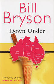 Image result for bill bryson books