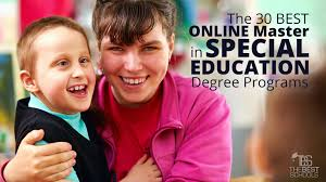 The    Best Online Master in Special Education Degree Programs