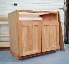 build kitchen island sink: ana white kitchen cabinet sink base  full overlay face frame diy