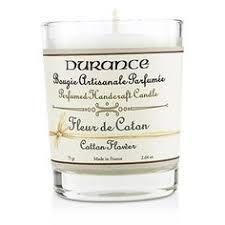 Durance <b>Ароматическая Свеча</b> - <b>Cotton Flower</b> 75g/2.64oz ...