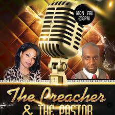 THE PREACHER AND THE PASTOR