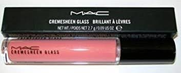 MAC Lip Cremesheen Glass PARTIAL to PINK : Lip ... - Amazon.com