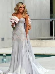 كولكشن فساتين العروس موضة 2014 fashion wedding dress