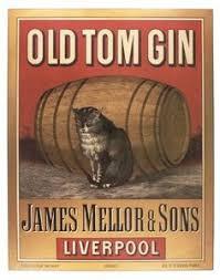 Resultado de imagem para old tom gin