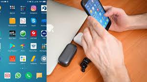 Как Подключить Беспроводные Bluetooth Наушники к Телефону ...