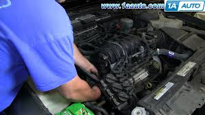 how to replace the intake tensioner coolant elbow 1992 99 buick how to replace the intake tensioner coolant elbow 1992 99 buick lesabre