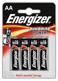 <b>Батарейка Energizer Alkaline</b> Power AA — купить по выгодной ...
