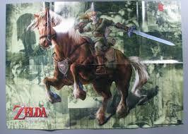 Poster:<b>The Legend of Zelda</b> Twilight Princess — Google Arts & Culture