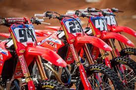 2021 <b>Team</b> Honda HRC <b>Team</b> Members