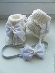 "Купить комплект ""бусинка"" - белый, повязка на голову, <b>повязка</b> ..."