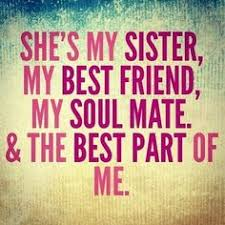 Sisters on Pinterest | Love My Sister, Sister Quotes and My Sister