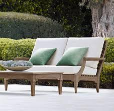 restoration hardware patio furniture. devon outdoor collection natural teak restoration hardware patio furniture f