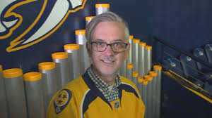 predators organist calls his job best in entire world news  i do stuff that s exciting be fun off center a little bit but just try to make people stay engaged during the hockey game and that is what it s all
