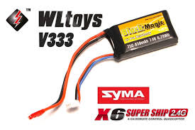 <b>Аккумулятор</b> Black Magic <b>7.4V</b> 850mAh 25C <b>LiPo</b> JST-BEC plug ...