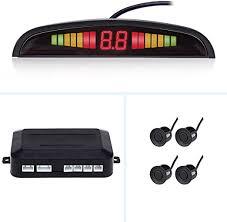 Amazon.com: <b>Car Auto Parktronic LED</b> Parking Sensor with 4 ...