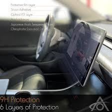 Premium <b>Tempered Glass</b> (<b>9H</b>) <b>Screen</b> Protector for the Tesla Model ...