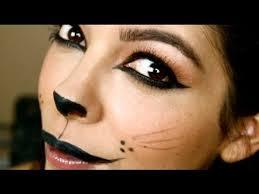 easy makeup tutorial kitty cat