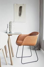 room ergonomic furniture chairs:  dining room chairs with modern design ergonomic chairs leather