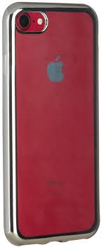 Клип-кейс <b>Клип</b>-<b>кейс Oxy Fashion MetallPlated</b> для Apple iPhone 7 ...