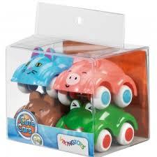Набор <b>машинок</b>-животных, <b>7 см Viking Toys</b>, арт. 81150купить в ...