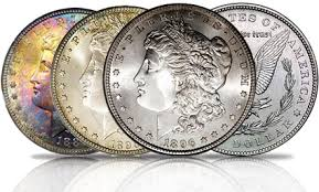 Image result for morgan silver dollar