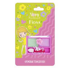 """<b>Набор теней для век</b> NOMI """"Fiona"""" на блистере– купить в ..."""