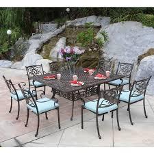 piece outdoor dining set