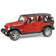 <b>Внедорожник Bruder Jeep</b> wrangler unlimited rubicon - отзывы ...