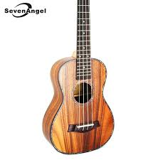 "<b>SevenAngel 26</b>"" Ukulele <b>Tenor</b> Acoustic Mini guitar KOA Sweet ..."