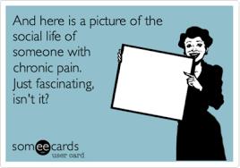 Life as a Snowflake - living with Myasthenia Gravis: Chronic vs. Acute via Relatably.com
