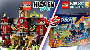 ВСЕ НАБОРЫ <b>LEGO Hidden Side</b> 2019 - YouTube