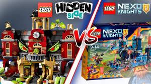 ВСЕ НАБОРЫ <b>LEGO Hidden Side</b> 2019 - YouTube
